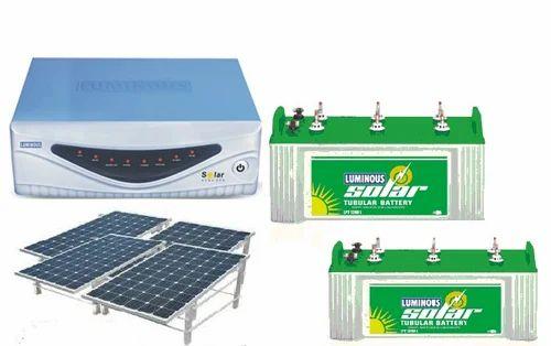 Luminous 850va 500w Solar Power Pack