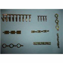 Automotive Brass Electrical Terminals