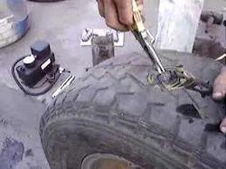 Tubeless Tyre Repair