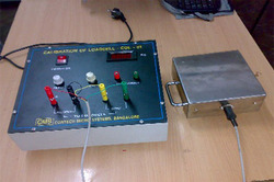 Calibration Of Load Cell Setup
