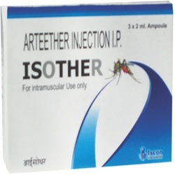 Isother Injection ( Alpha-Beta-Arteether 150 mg )