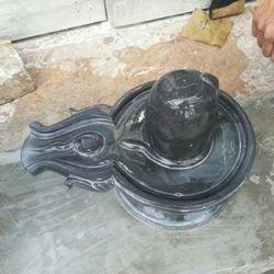 Black Marble Shivling