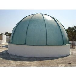Water Proof FRP Dome