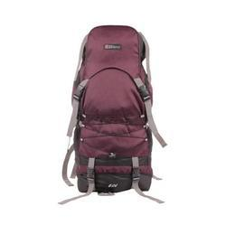Purple Travel Backpack Bag