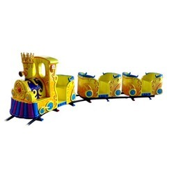 Kid Crown Amusement Train