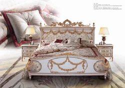 Exquisite Wooden Designer Bed