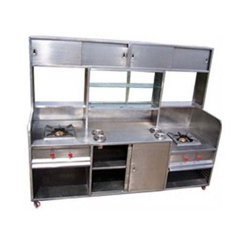Stainless Steel Pav Bhaji Counter - Sonu Products  sonu Industries ... 70ed7f744