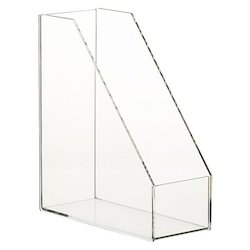Acrylic Magazine Racks