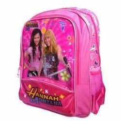 Pacsun Pink Girls School Bag