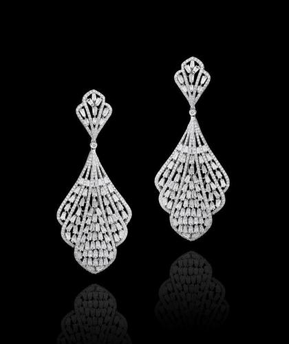 Diamond Earrings Exclusive Diamond Earrings Manufacturer