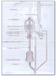 Vapour- Liquid Equilibrium Set-Up