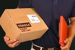 Bulk Re-mail Courier Service