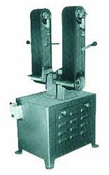 Double Belt Sander Machine