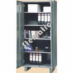 Grey Stematic Filing Cupboard