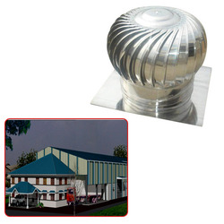 Turbo Air Ventilator For Pre Engineered Buildings