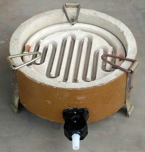 Electric Heaters Round Shaped Electric Heater