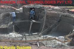 R-gunite Concrete Repair