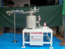 High Vacuum Testing Chamber