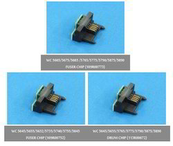 WC Fuser Chip Drum Chip