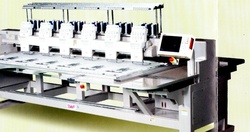 Used SWF Embroidery Machines
