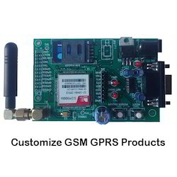 Customize GSM GPRS Product  Projects Kit