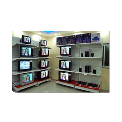 TV Display Rack