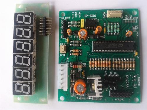 Weighing PCB Card-Set - Weighing Scale PCB Wholesale Trader