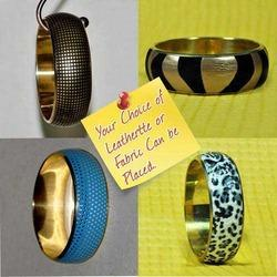 Imitation Fashion Jewellery - Brass Bangles