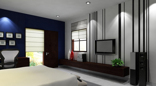 Lighting design in lucknow by royal blue interior construction
