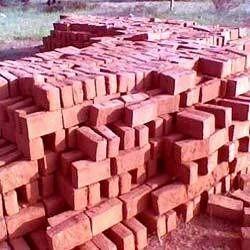 Red Clay Light Weight Bricks