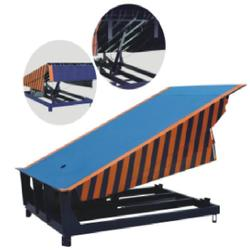 Stationary Hydraulic Dock Ramp