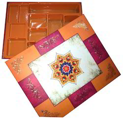 Fancy Printed Bhaji Box