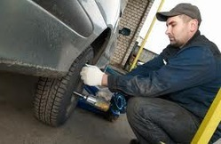 Tyre Changing Service