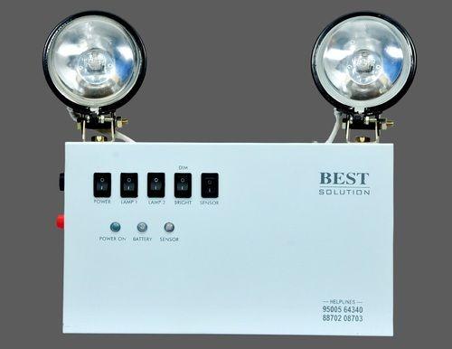 Emergency Lights Light Exit 3 Language Sign Manufacturer From Tiruppur