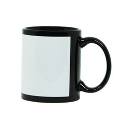 Black Patch Mugs