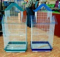 Aluminium Love Bird Cage