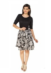 Ladies A-line Dress