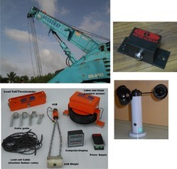 Total Movement Indicator For Hydraulic Cranes