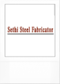 Sethi Steel Fabricator