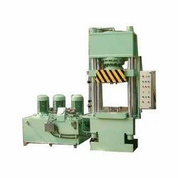 Vertical Extrusion Press
