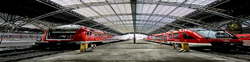 Rail Infrastructure Construction Services