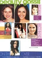 Magazine Model Make Up Service