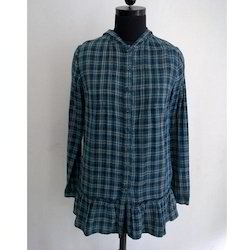 Blue Checks Shirt