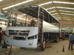 Bus Body Repairing Service