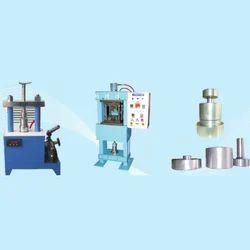 Lab Press & Hot Press
