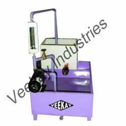 Rotameter Calibration Apparatus