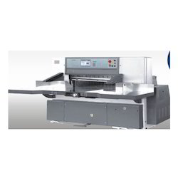 Paper Guillotine Cutting Machine