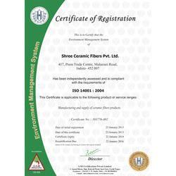 Shree Ceramic Fibers Pvt  Ltd  - Manufacturer from Chhoti Gwaltoli