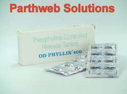 OD Phyllin (Theophylline Controlled Release Tablets)