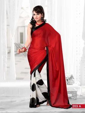 Partywear Designer Unique Collection Sarees